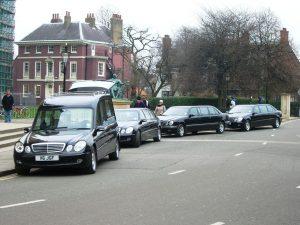 Międzynarodowy transport zmarłych